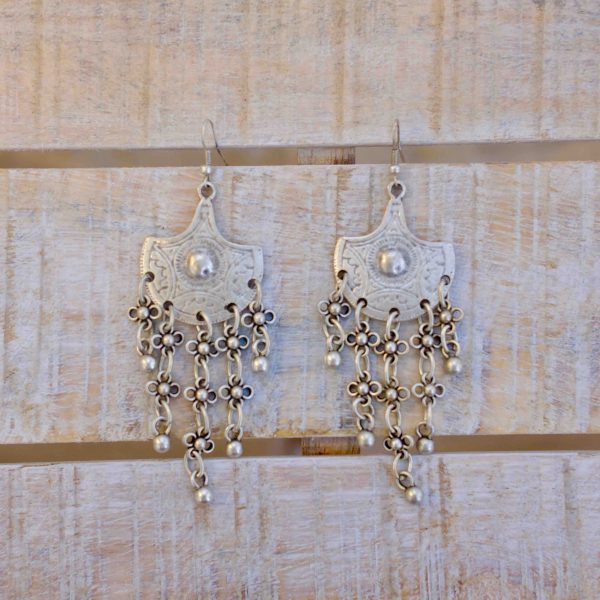 Turkish earrings boho statement jewellery